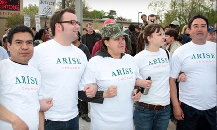 Arise Chicago: Donate $10 to Help Arise Chicago Educate and Empower Low-Income Workers