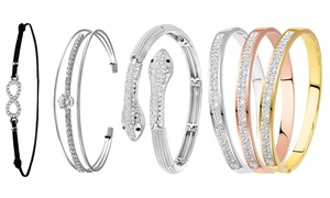 Bracelets Sc Crystal Paris ornées cristaux Swarovski®