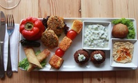 Mezze Platter to Share and Choice of Mains and Desserts Each from R299 for Two at Shego (45% Off)