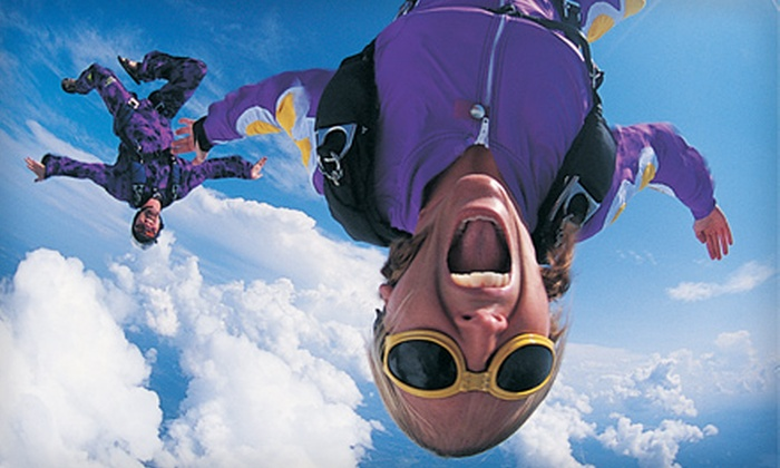 Category 5 Productions - Rochelle: $50 for Indoor Skydiving at Category 5 Productions in Rochelle (Up to $100 Value)