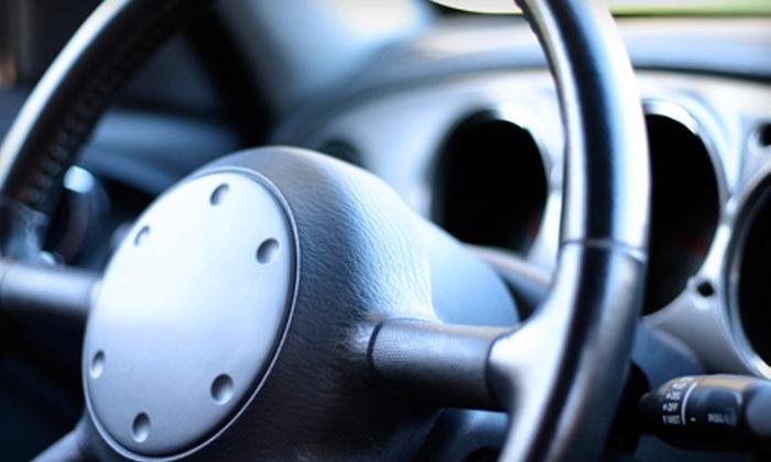 State Street Auto Detail - Santa Barbara: Custom Auto Detailing at State Street Auto Detail. Two Options Available.
