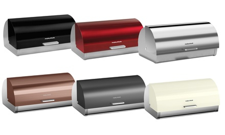 Morphy Richards Accents Roll Top Bread Bin