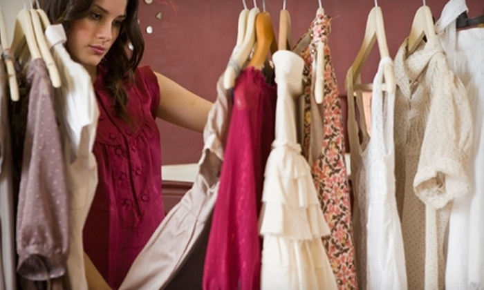 Shop Your Closet - Pittsburgh: $50 for a Shop Your Closet Consultation with Cheryl W. Styling