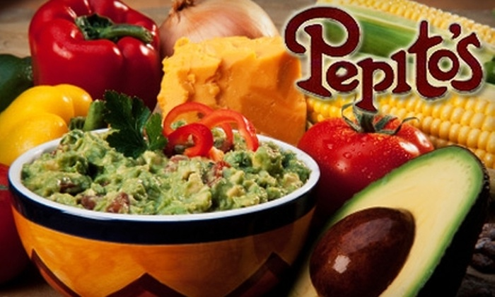 Pepito's - Kettering: $8 for $16 Worth of Mexican Fare and Drinks at Pepito's