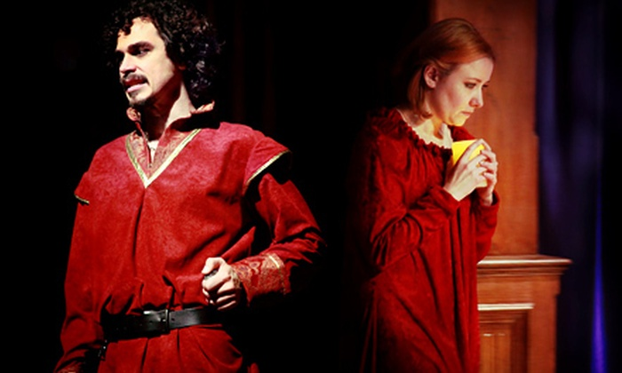"""The Shakespeare Factory - Mid-Charles: Performance of """"Macbeth"""" or Shakespeare Birthday Gala Package Presented by The Shakespeare Factory (Up to 56% Off)"""
