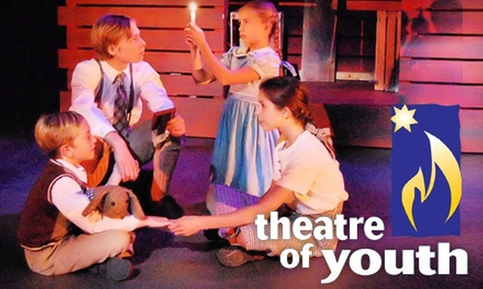 Theatre of Youth - Allen: $40 for a Family Four Pass to Theatre of Youth Company ($84 Value)