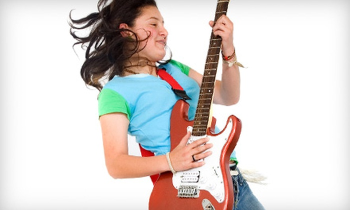 Real Brave Audio - Fresh Meadows: $19 for Two 30-Minute Private Music Lessons at Real Brave Audio in Fresh Meadows ($56 Value)