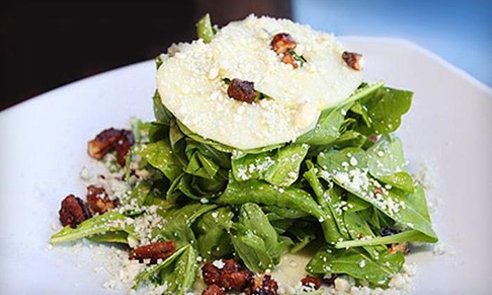 Desert Rose Restaurant - Los Feliz: Mediterranean Fare for Dinner or Lunch or Brunch at Desert Rose Restaurant (Half Off)