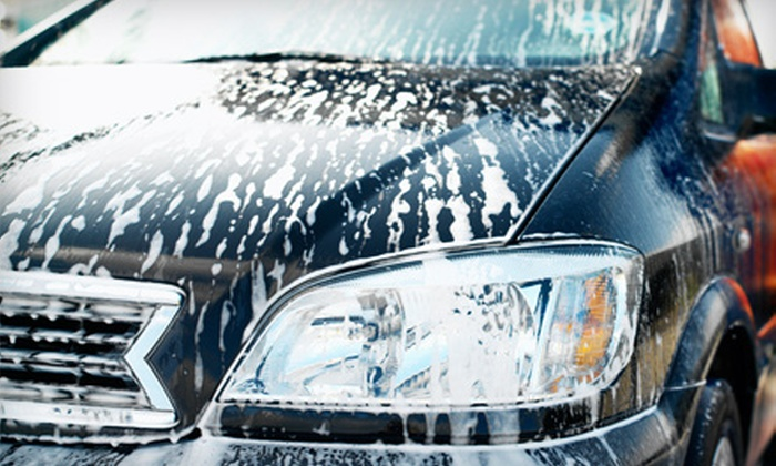 Motorcars Tire & Service Center - Downtown: $27 for Five Car Washes at Motorcars Tire & Service Center ($50 Value)