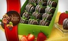 Bouquet of Fruits - Van Ness Extension: $25 Worth of Sweet Treats from Bouquet of Fruits