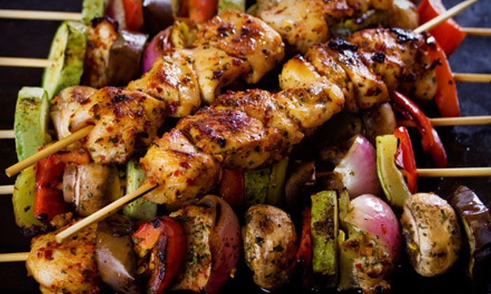 Saaghi Restaurant House of Kabob - Willow Glen: Authentic Persian Dinner for Two or $19 for $40 Worth of Persian Fare at Saaghi Restaurant House of Kabob