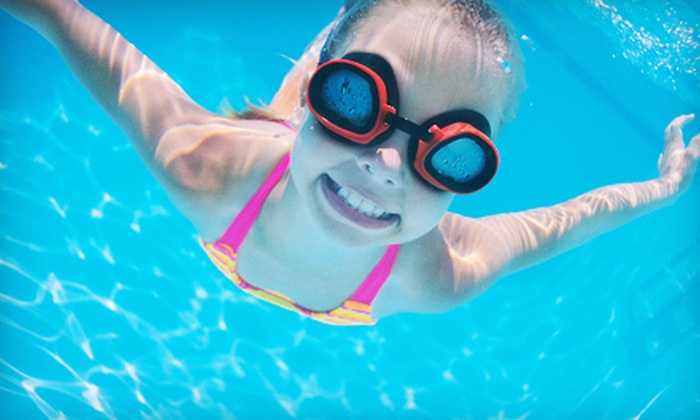 Woodburn Aquatic Center - Woodburn: Swimming Instruction, Adult or Family Membership, or Pool Party at Woodburn Aquatic Center (Up to 55% Off)