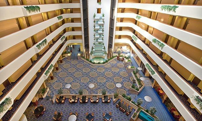 Capitol Plaza Hotel - Jefferson City, MO: Two-Night Stay at Capitol Plaza Hotel in Jefferson City, MO