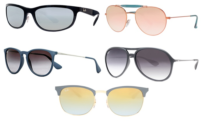 0a239eaed Ray-Ban Sunglasses for Men and Women | Groupon