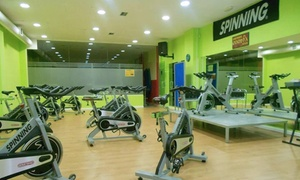 Olimpya FItness: Acceso Ilimitado al gimnasio y clases dirigidas durante 3 o 6 meses desde 39,95 € en Olimpya FItness