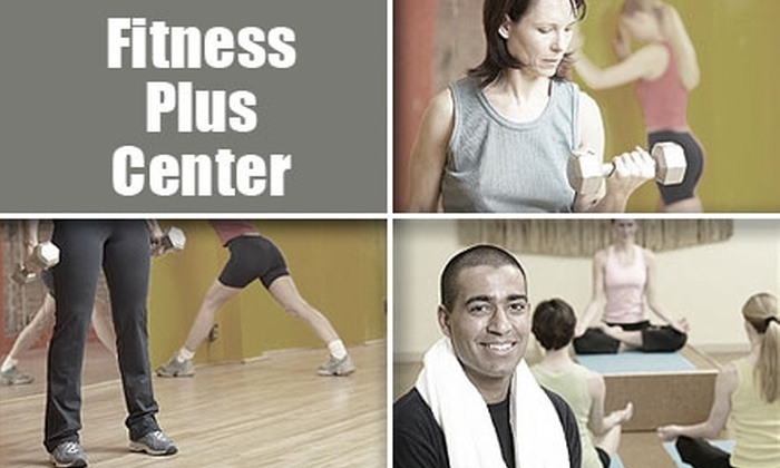Fitness Plus Center - Quince - Oakhaven-Parkway PD: $25 for a 30-Day Membership With Unlimited Tanning at Fitness Plus ($60 Value)