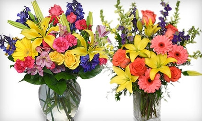 Designs by Karen Flowers & Gifts - Riverbank: $30 for $60 Worth of Flowers at Designs by Karen Flowers & Gifts