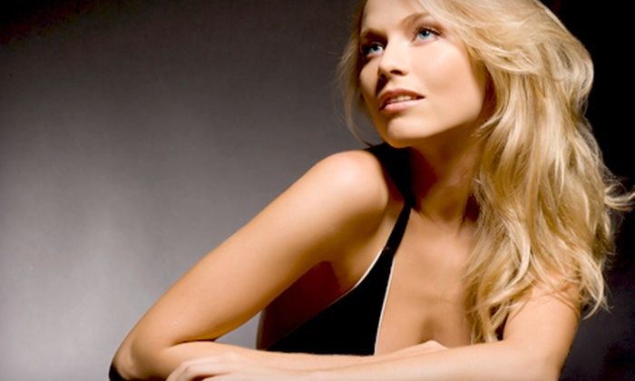 Modern Elegance Salon and Spa - Central Oklahoma City: $20 for a Haircut, Wash, and Style of Your Choice at Modern Elegance Salon and Spa (Up to $40 Value)