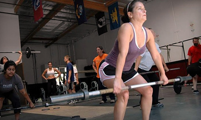 CrossFit Simi Valley - Simi Valley: $49 for One Month of Unlimited CrossFit Classes at CrossFit Simi Valley ($150 Value)