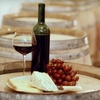 57% Off Wine Class with Cheese Pairing