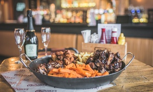 Osinsky's: Corona Combo Special with Prosecco or Lagers or Soft Drinks to Share Between 2 to 8 People at Osinskys (Up to 48% Off)