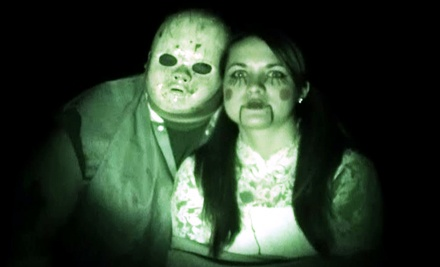 2 Adult-Admission Tickets (a $20 value) - Swamp Road Walk of Terror in Central Square