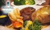 Tropics Restaurant - Dayton: $15 for $30 Worth of Hearty American Fare at The Tropics at Manhattan Harbour in Dayton, Kentucky