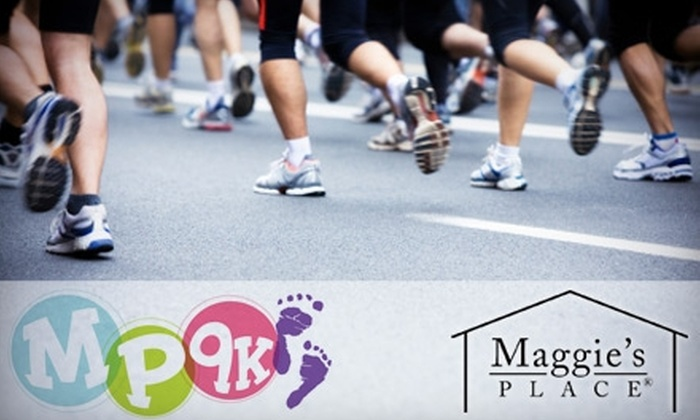Maggie's Place - Tempe: Half Off Registration to Race for Maggie's Place on November 13 in Tempe ($30 Value)