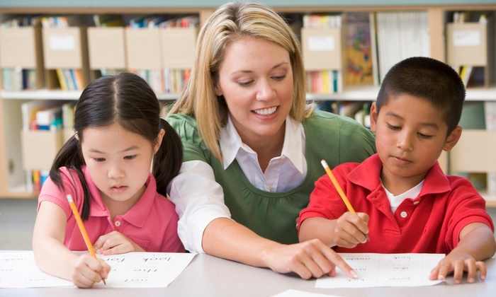 Third Grade University: $140 for $259 Worth of Services — Third Grade University