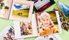 Colorland: Un album photo avec couverture rigide de vos meilleurs moments en famille en entre amis à partir de 5,99€