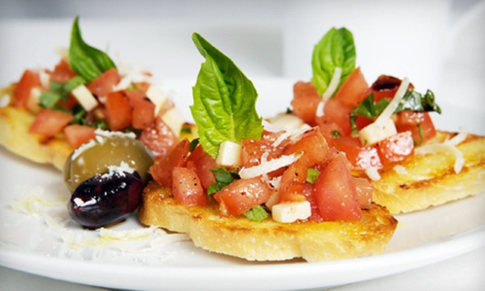 Sam Buca's Restaurant and Bar - Palos Heights: $20 for $40 Worth of Italian Fare Sunday–Wednesday or Any Day at Sam Buca's Restaurant and Bar in Palos Heights