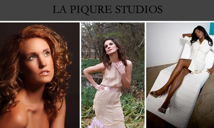 La Piqure Studios - Dallas: $49 for Photo Shoot and Prints from La Piqure Studios