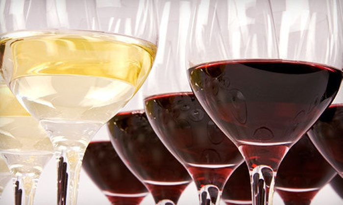 Glassy Liquor - Multiple Locations: International Wine and Food Festival Tasting Outing for Two at Glassy Liquor (78% Off). Four Entry Times Available.