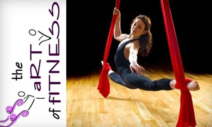 The Art of Fitness - Astoria: $35 for Five Classes at The Art of Fitness ($80 Value)