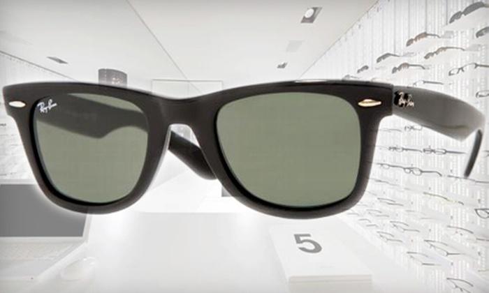 13812f8215b 86% Off Prescription Eyewear or Sunglasses - Atlanta Eye Shop