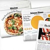 """Up to 60% Off """"The New York Times"""" Sunday Edition"""