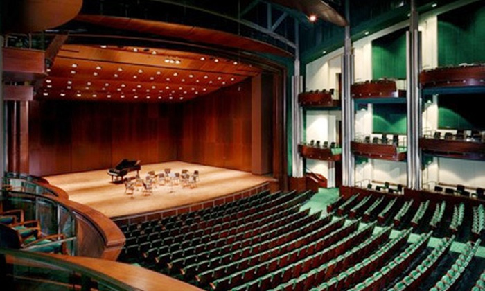 Ferguson Center for the Arts - Christopher Newport: $50 for $100 Worth of Theater Tickets at the Ferguson Center for the Arts in Newport News
