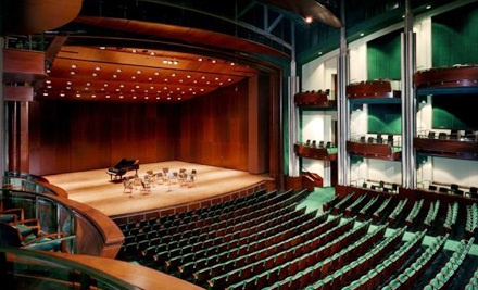 Ferguson Center for the Arts: Zone 2 or 3 Seating - Ferguson Center for the Arts in Newport News