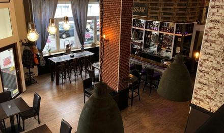 Syrisches 11 Gänge Menü mit Vorspeisen für 2 oder 4 Personen im Restaurant Alissar (56% sparen*9