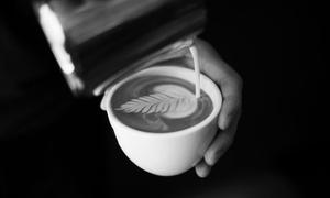 Public Coffee Roasters: 4 Std. Barista-Seminar für 1 oder 2 Personen bei Public Coffee Roasters (bis zu 55% sparen*)