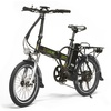 GoPowerBike Electric City Bicycle 250W with Removable 36V Battery