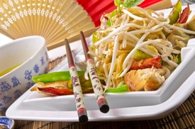 Thai Lanna & Sushi Bar: $6 for $10 Worth of Thai Food — Thai Lanna & Sushi Bar