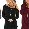 Leo Rosi Women's Kendra Knit Top. Plus Sizes Available.