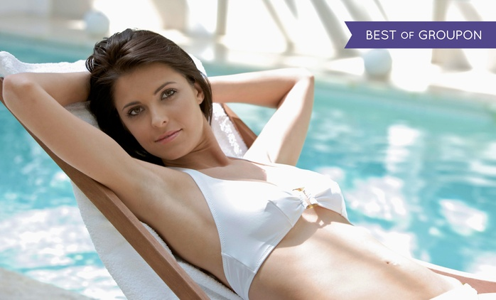Hollywood or Brazilian Hot Wax with Optional Underarm Hot Wax at Sloane Avenue Spa (Up to 71% Off)