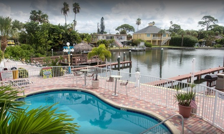 Stay at Bayview Plaza Waterfront Resort in St. Pete Beach, FL. Dates into January 2019.