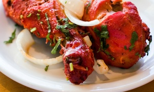 Zaika Barbeque & Grill: Pakistani Fare for Groups of Two or Four at Zaika Barbeque & Grill (Up to 52% Off)
