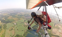 Three-Hour Tandem Hang Gliding Experience at Learn to Fly (47% Off)