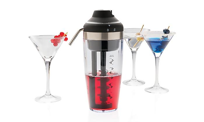 Electric Cocktail Mixer ~ Loooqs electric cocktail mixer groupon goods