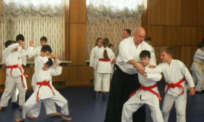 Tenshin Aikido Dojo - Multiple Locations: Four Weeks of Unlimited Martial Arts Classes at Tenshin Aikido dojo (56% Off)
