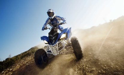 30-Minute Quad Biking Experience from Sahara Amusement (Up to 61% Off)